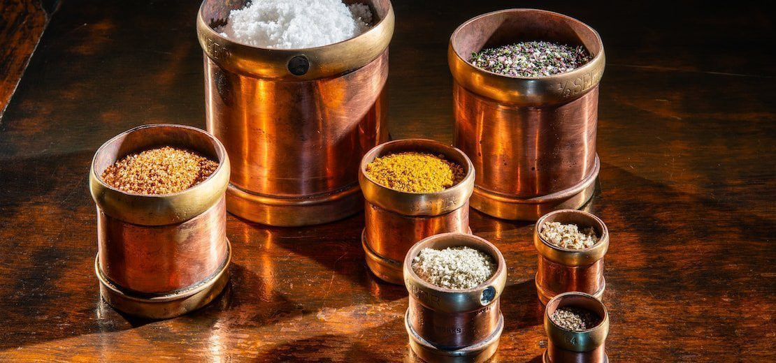 Fleurs de sel fine salts