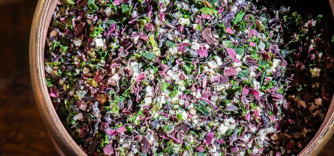 Algues & Condiments