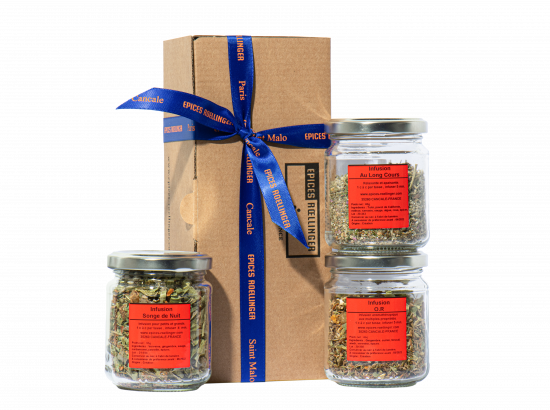 Herbal Infusion Gift Set