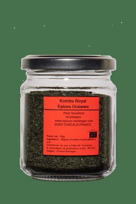Kombu royal, Epices Océanes ©