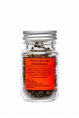 Andaliman wild pepper