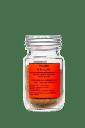Soup powder (Poudre à soupes)